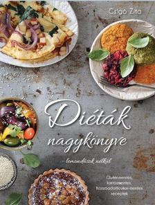 Diéták nagy könyve - lemondások nélkül