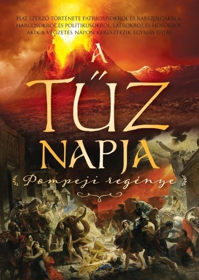 Atűznapja- Pompeji regénye