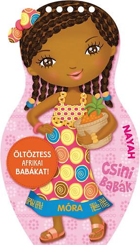 Öltöztess afrikai babákat - Csinibabák