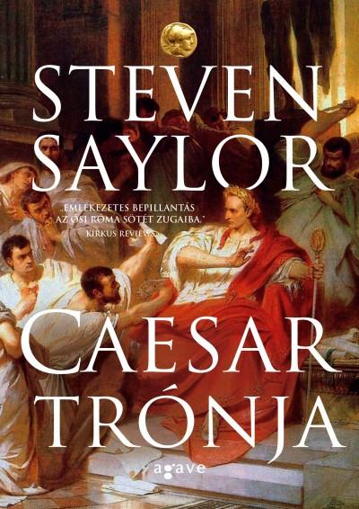 Caesar trónja