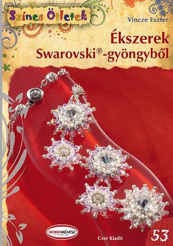 Ékszerek Swarovski-gyöngyből