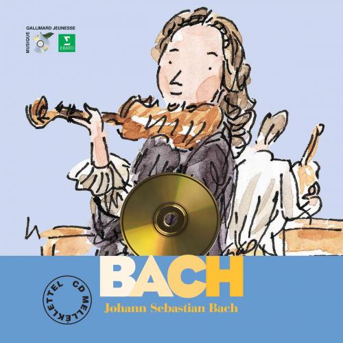 Johann Sebastian Bach (CD melléklettel)