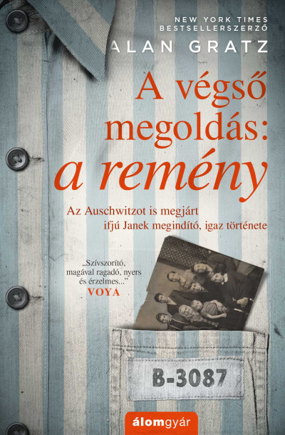 A végső megoldás: a remény - Az Auschwitzot is megjárt ifjú Jane megindító, igaz története
