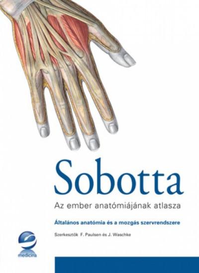 Sobotta - Az ember anatómiájának atlasza I-III. kötet