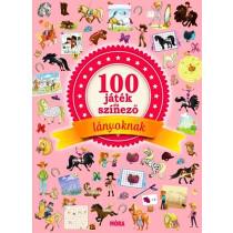 100játékésszínező lányoknak