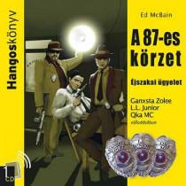 A 87-es körzet: Éjszakai ügyelet - Hangoskönyv /CD/