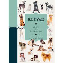 Kutyák- Könyv és játék egyben