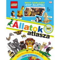 LEGOÁllatokatlasza- Négy exkluzív LEGO állattal!
