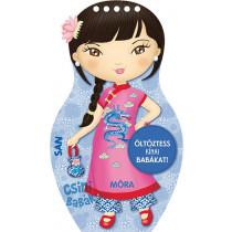 Öltöztess kínai babákat - Csinibabák