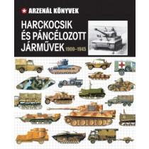 Harckocsik és páncélozott harcjárművek (1900–1945)