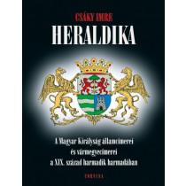 Heraldika- A Magyar Királyság államcímerei és vármegyecímerei a XIX. század harmadik harmadában