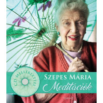 Szepes Mária -Meditációk- CD melléklettel