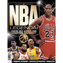 Az NBA legendái- Ismerd meg minden idők legnagyobb kosarasait!