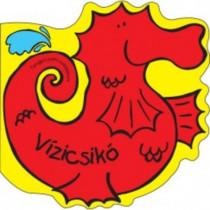 Vízicsikó - Tengeri pancsolókönyv - Spriccelős játékkal